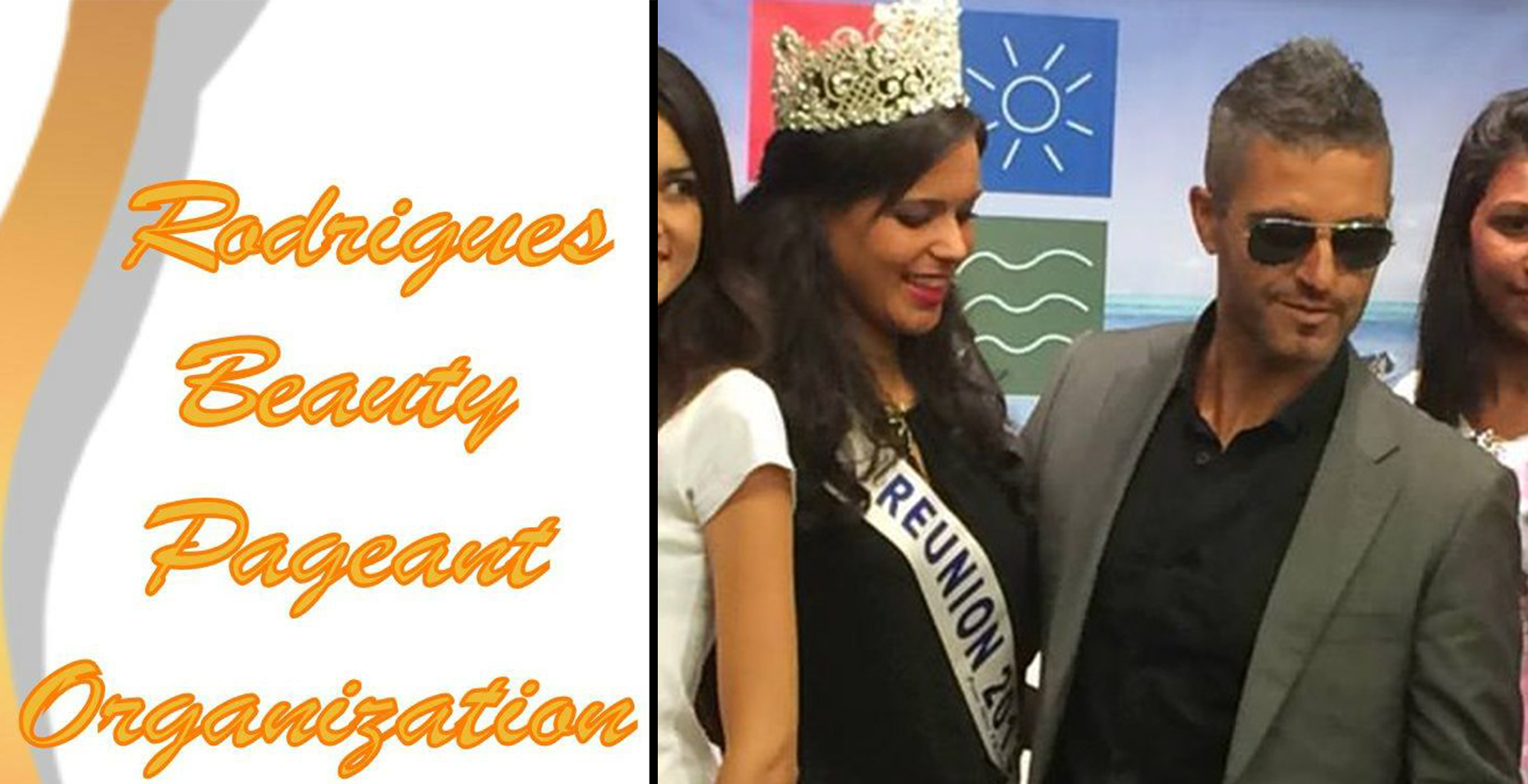 Om LOMBARD Jury's President of Miss RODRIGUES 2014 : Promo TV at MTPA during OFFICIAL LAUNCHING of Miss REUNION on MAURICE-INFO.MU – 7/5/2014 MAURITIUS